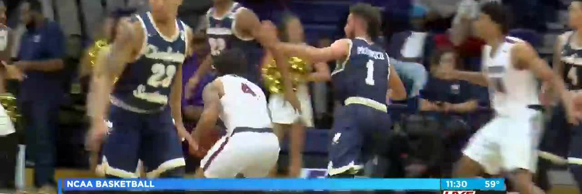 VIDEO: Charleston Southern beats SC State on Tuesday