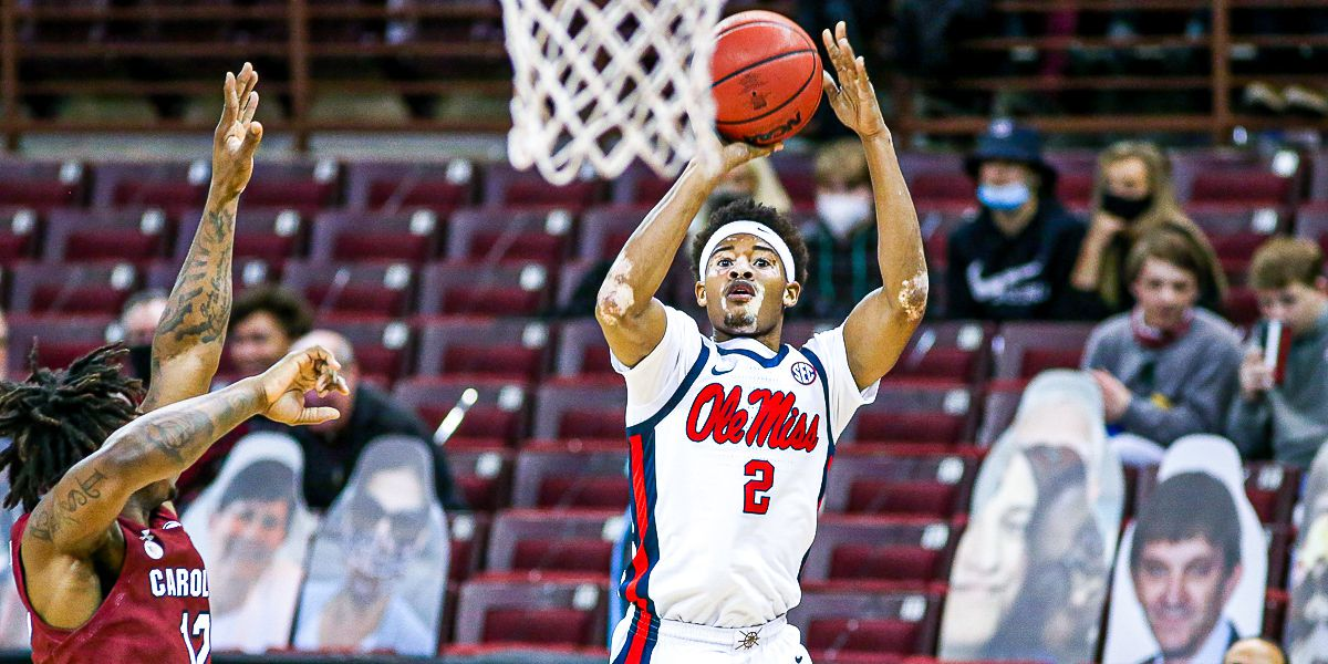 Shuler's career-high 31 helps Ole Miss edge South Carolina