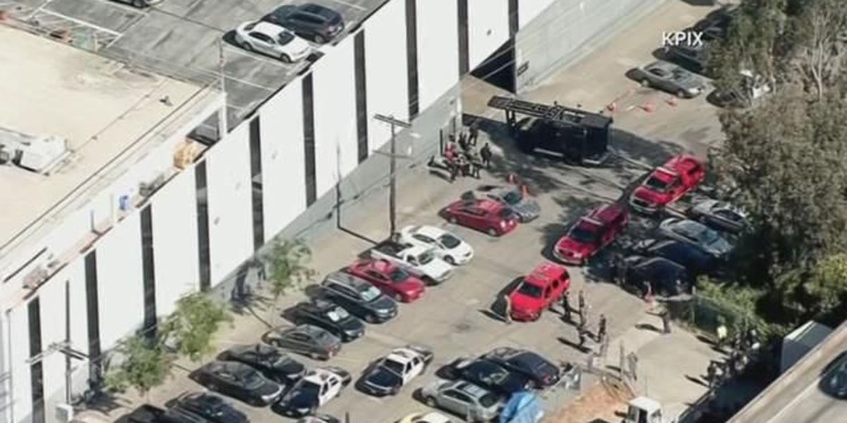 UPS shooting leaves 4 dead, including shooter