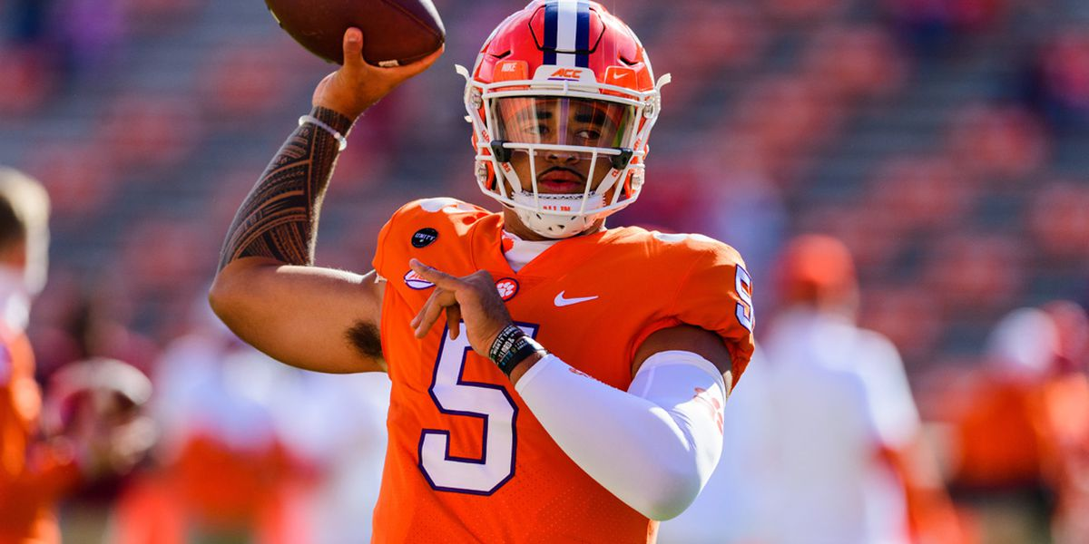 QB Uiagalelei rallies No. 1 Clemson to 34-28 win over BC