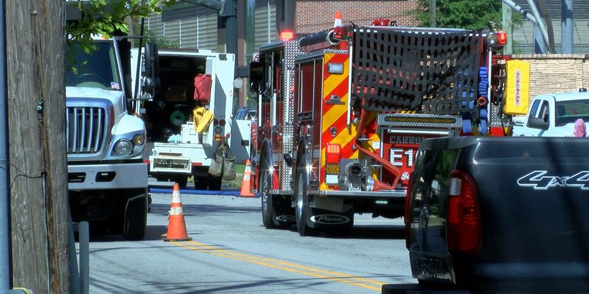 Crews working to repair damage to underground electric line near MUSC
