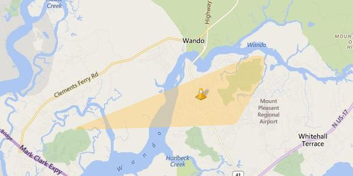 Power restored for over 1,000 in Dunes West