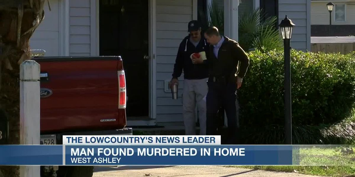 VIDEO: Coroner identifies victim of fatal shooting at West Ashley home