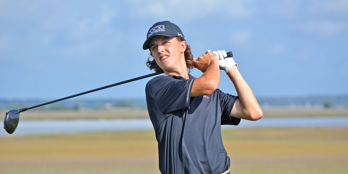 USC's Wilson Tied for Lead After Round One at Bulls Bay