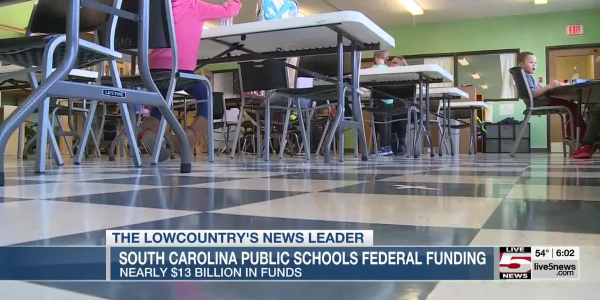 VIDEO: SC public schools to receive 'unprecedented' amount of funding this year