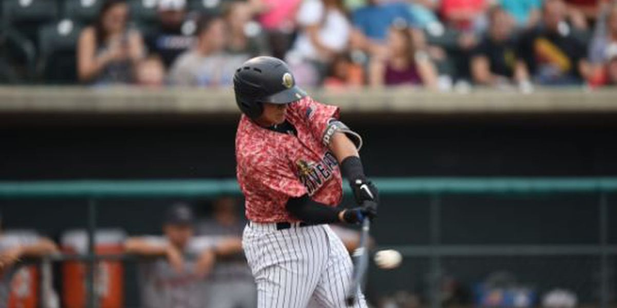 Lopez Stays Hot but Dogs Outlasted by Greenville