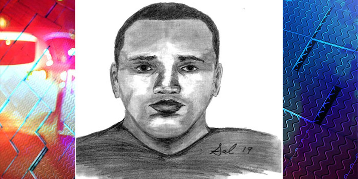 Police needs public's help in identifying man wanted for assault and burglary at a apartment complex