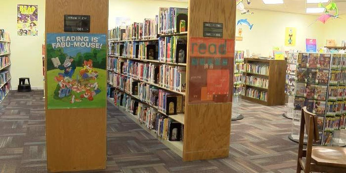 West Ashley branch of Charleston Co. public library reopening Monday