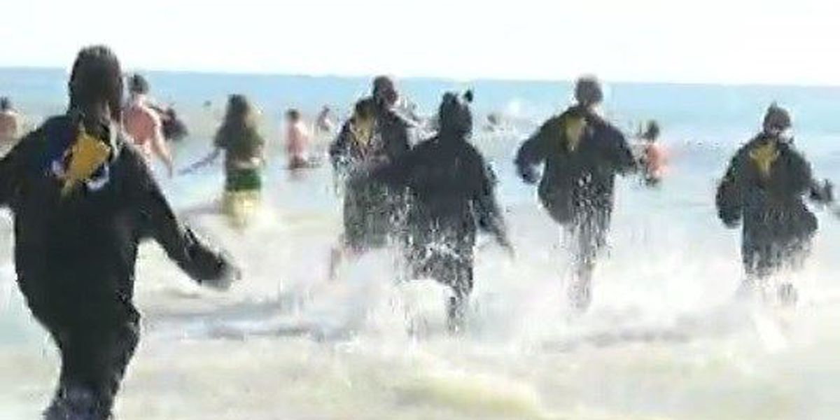 Make a splash for the new year on Folly Beach