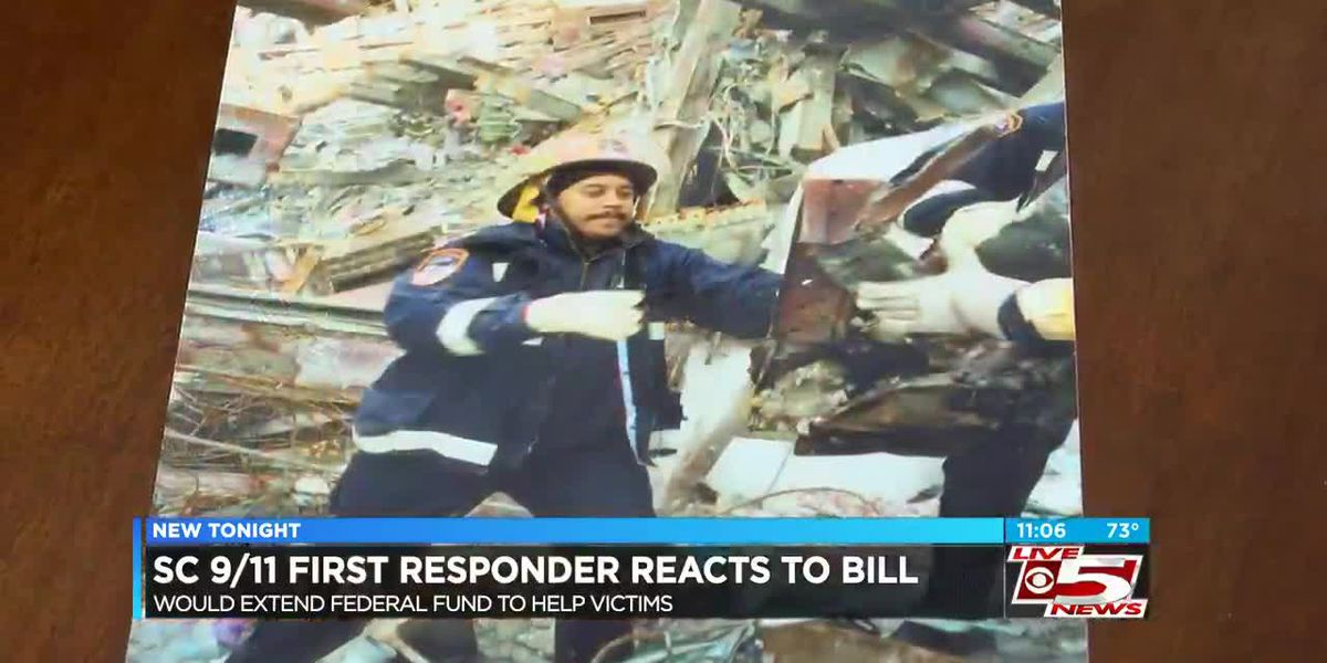 Former paramedic hopeful as Senate approves 9/11 compensation bill