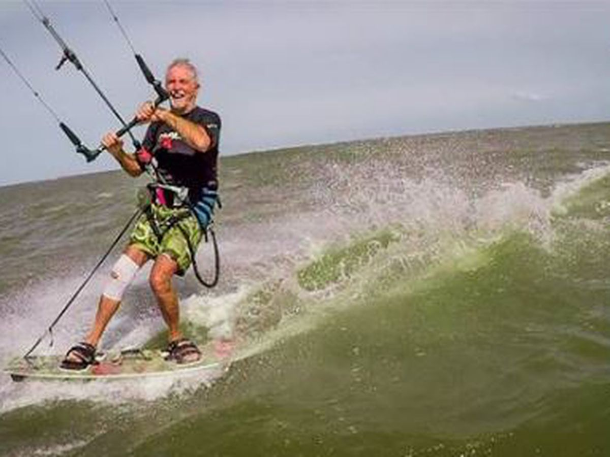 Memorial service set for man who died while kitesurfing near Folly Beach