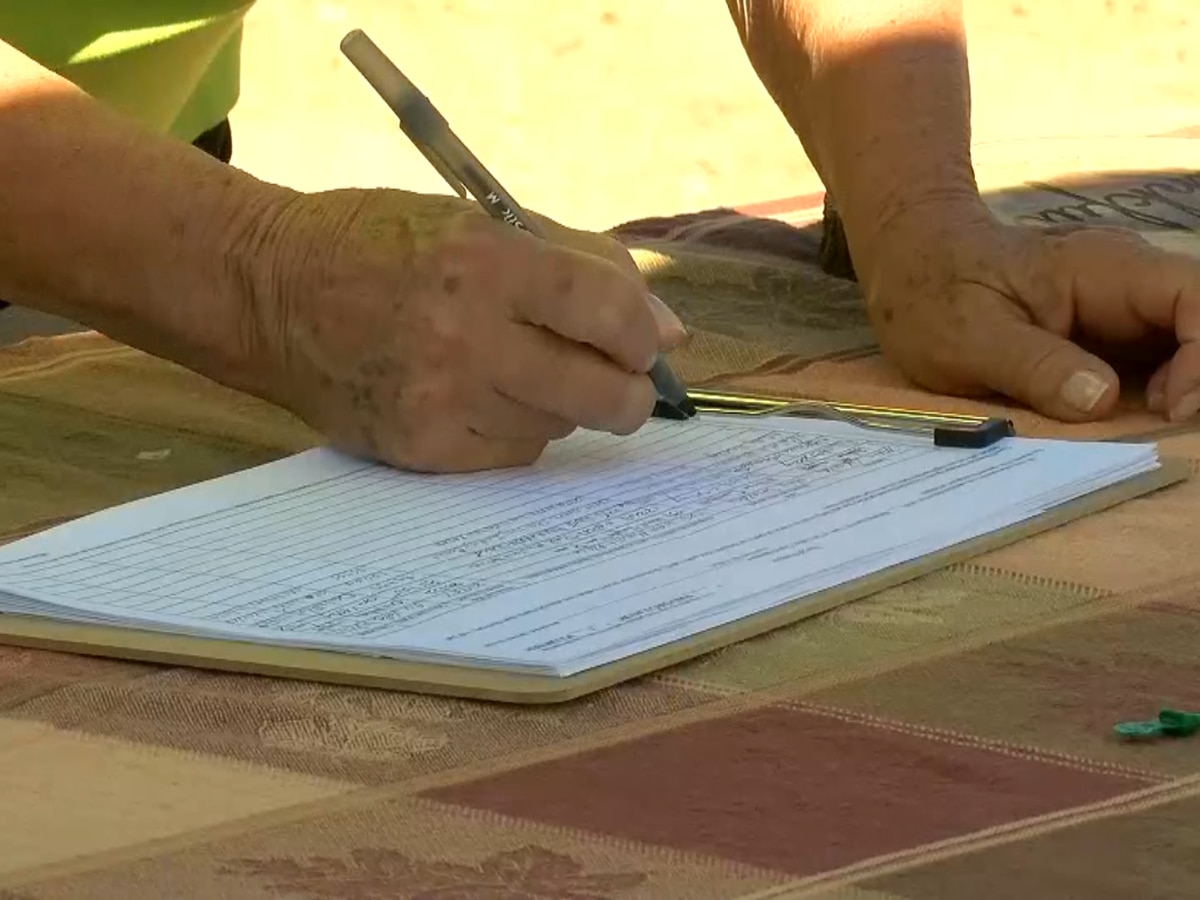 School board members concerned about getting signatures for re-election during pandemic