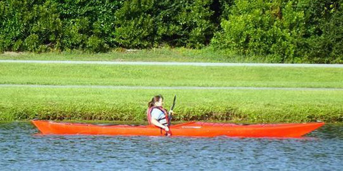 SC Special Olympics Kayaking competition paddles into James Island County Park