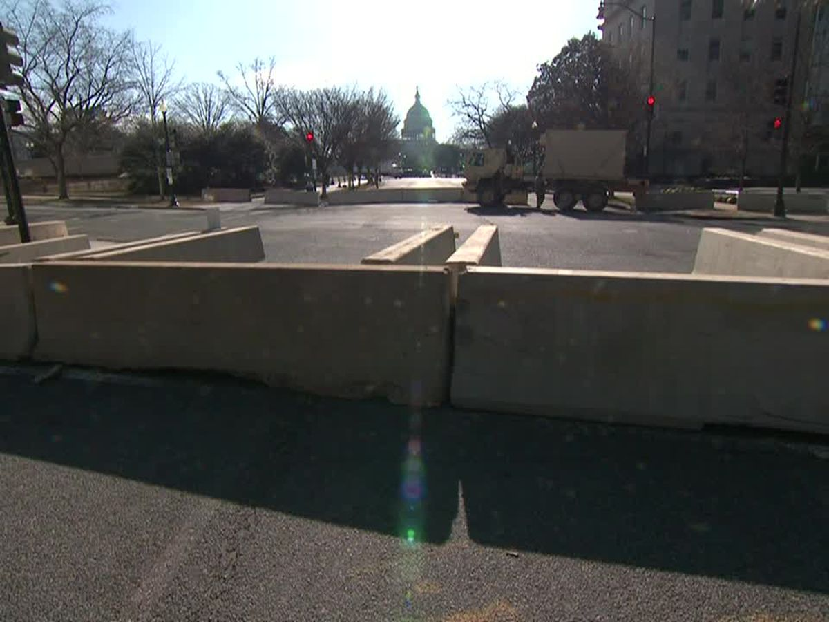 National Mall closed to public before inaugural