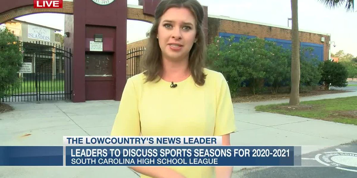 VIDEO: Leaders to discuss high school sports seasons for the 2020-2021 school year
