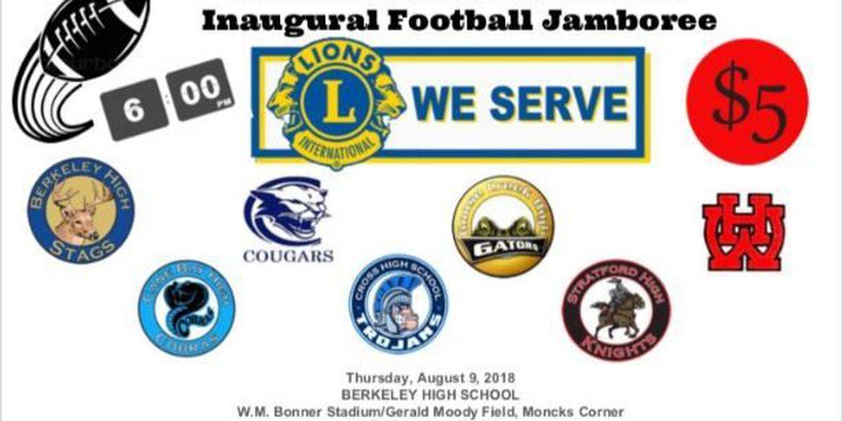 Moncks Corner Lions Club announces inaugural football jamboree