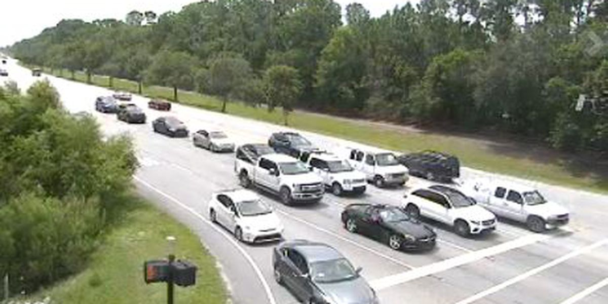 Police warn of heavy traffic on Isle of Palms Connector