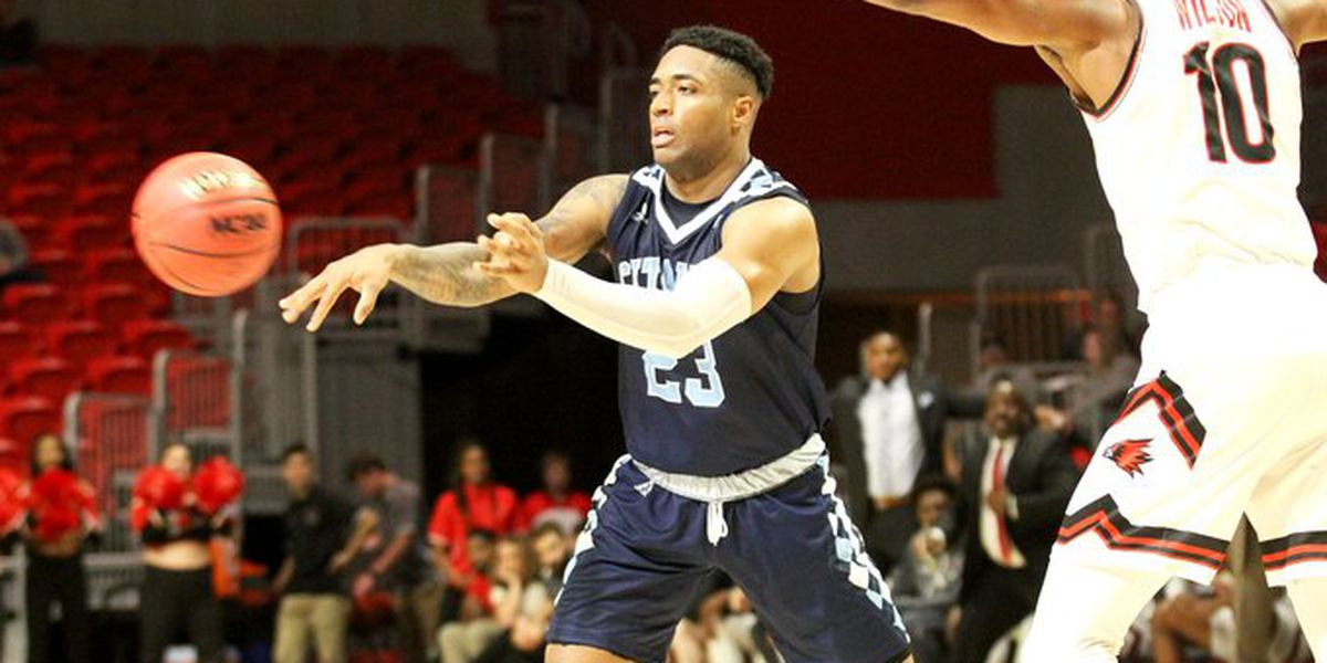 The Citadel holds on, tops Southeast Missouri 74-69
