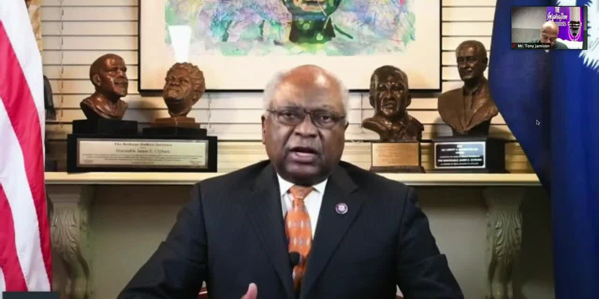 Rep. Clyburn remarks on House passage of COVID relief bill
