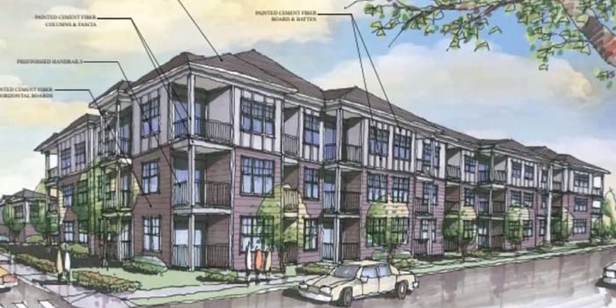 New apartment complex coming to Berlin G. Meyers Parkway