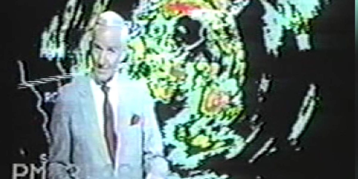 Live 5 Weatherman Charlie Hall hated leaving the studio the night Hugo hit. He later realized it was the right call.