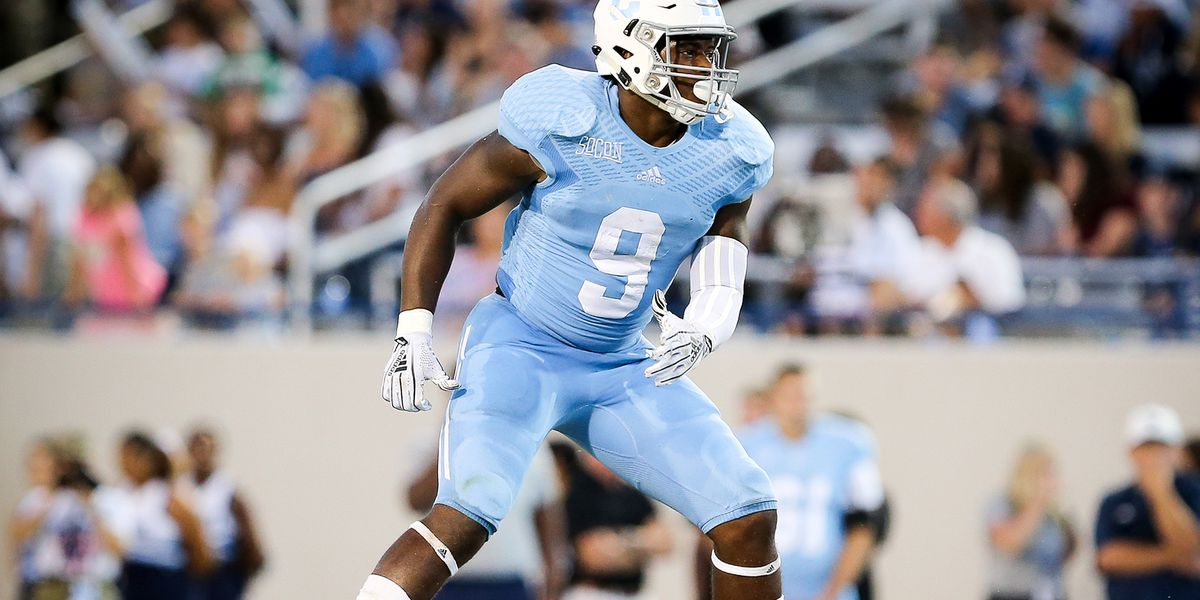 The Citadel's Eubanks, trio of Lowcountry natives named FCS AP All-Americans