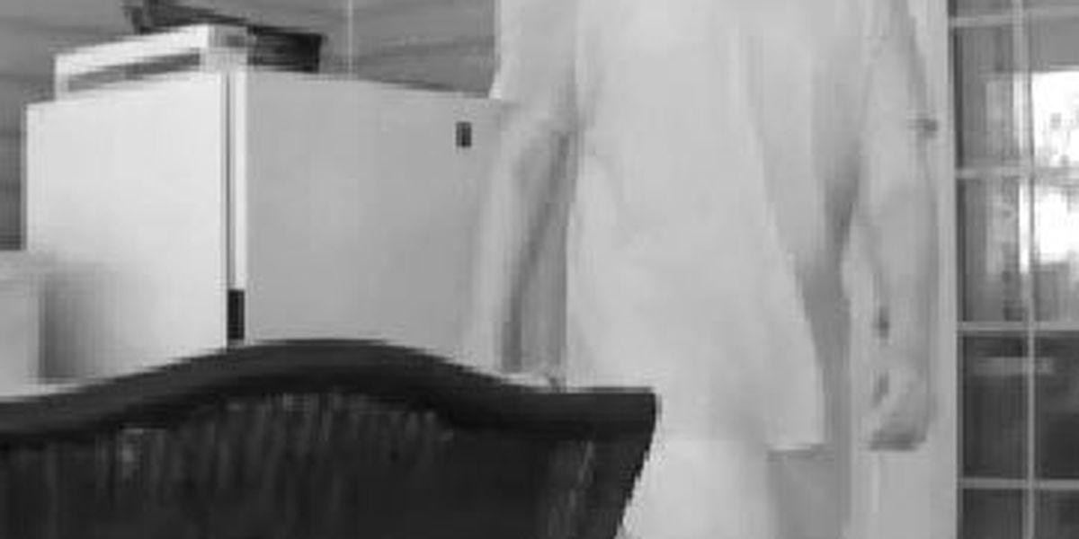 Deputies release image of break-in suspect caught on camera