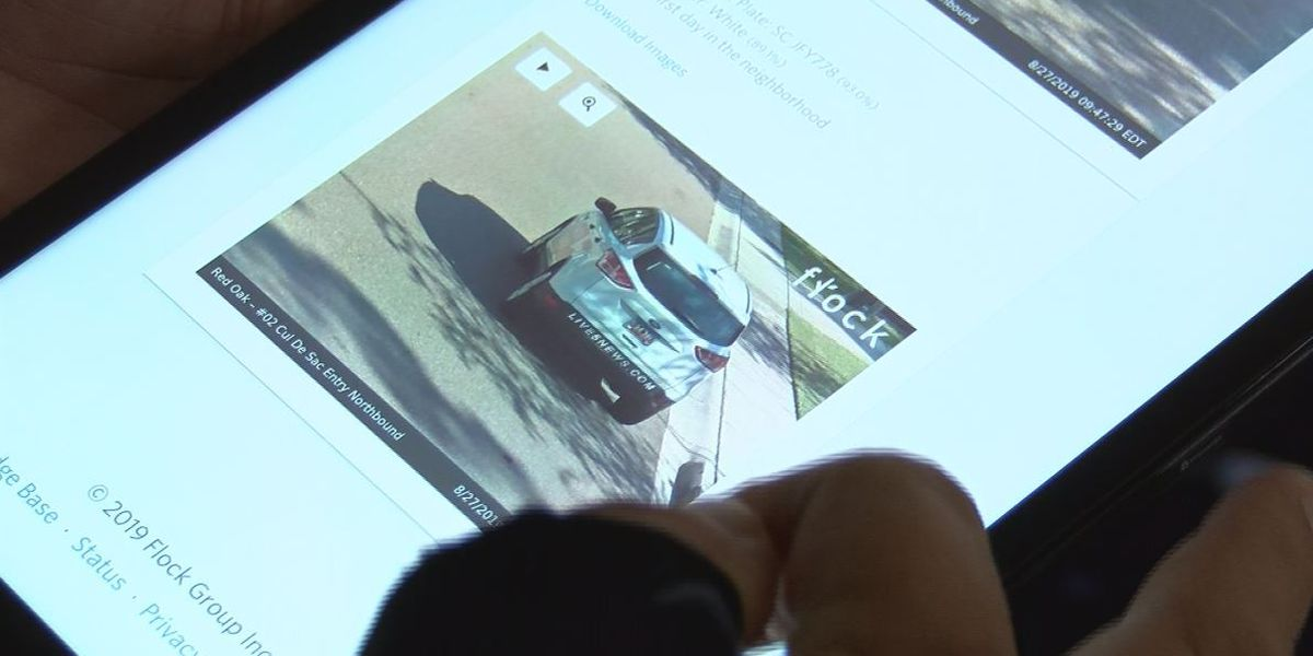 Neighbors turn to license plate reading cameras to help fight crime