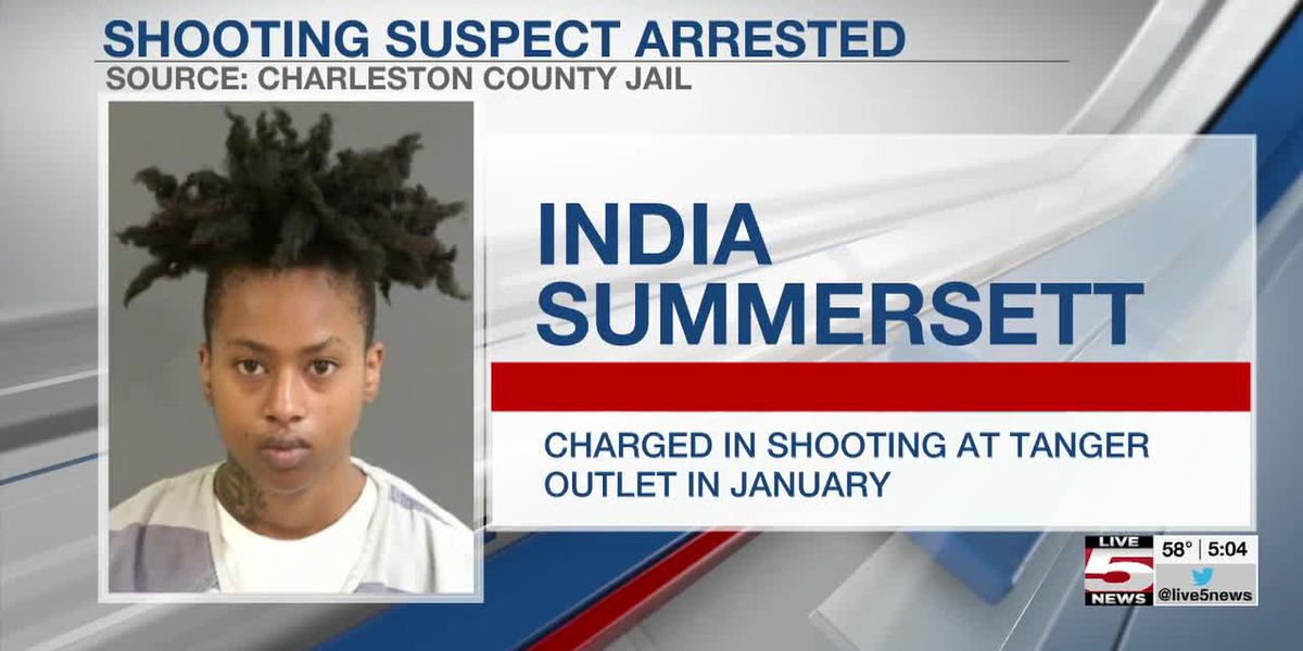 VIDEO: Police arrest 19-year-old in January Tanger Outlet shooting