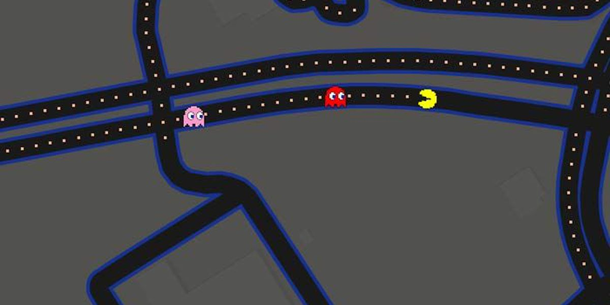 Play Pac-Man across streets of the Lowcountry