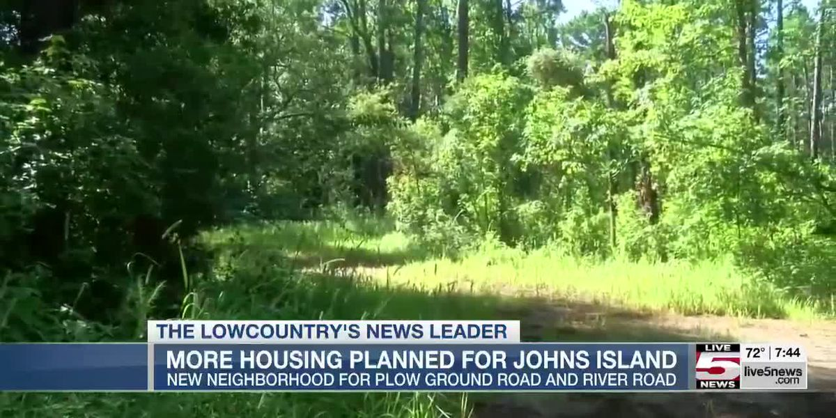 VIDEO: More housing developments planned for Johns Island