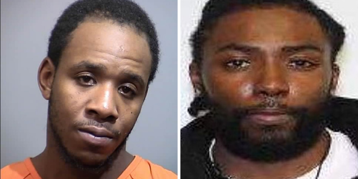 Georgetown murder suspects captured after more than a month on the run, police say