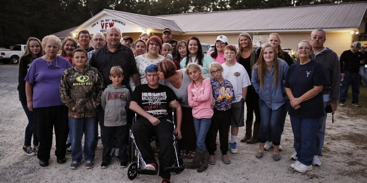 Family desperately trying to raise money for son with rare tumor