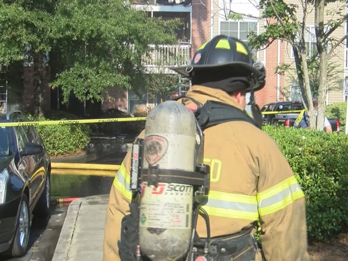 Lowcountry fire departments see climbing COVID-19 cases
