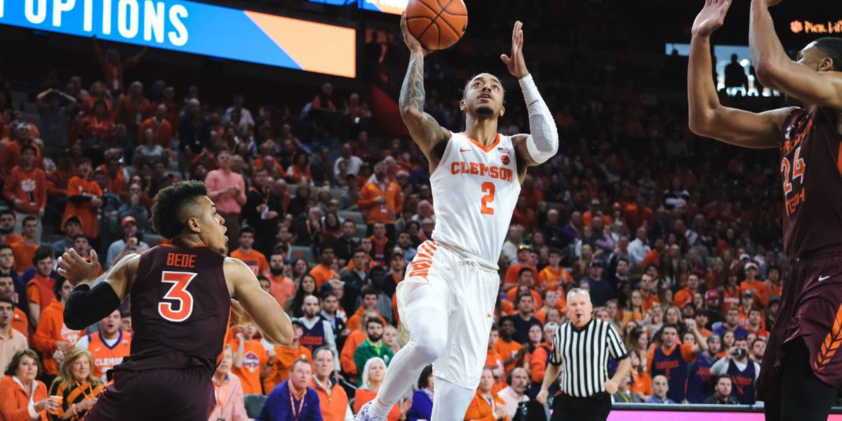 Clemson's Reed Named to All-ACC Third Team; Thomas to All-Defensive Team