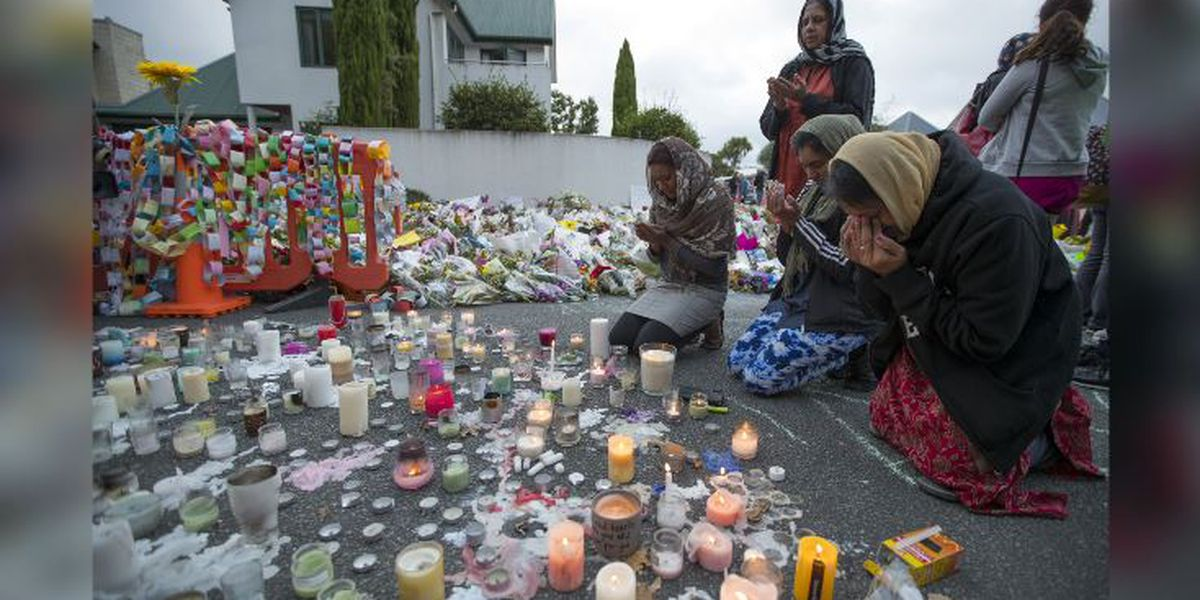 Charleston to hold vigil for New Zealand mosque shooting victims