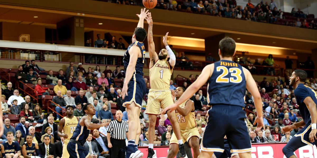 Drexel Escapes Charleston With One-Point, Last-Second Victory