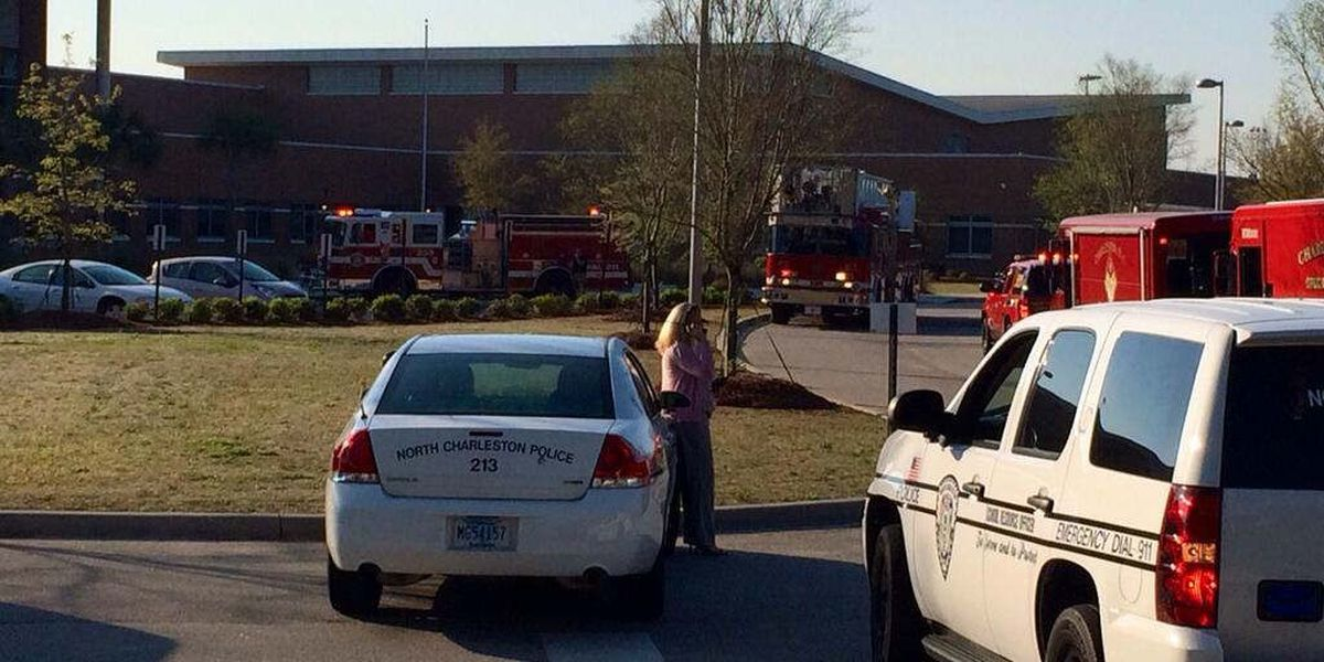 High school given 'all clear' after evacuation