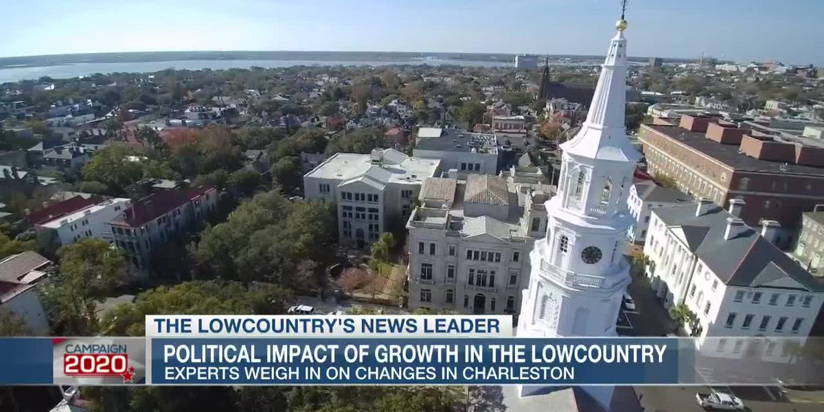 Researchers expect Lowcountry growth to lead political shift in state