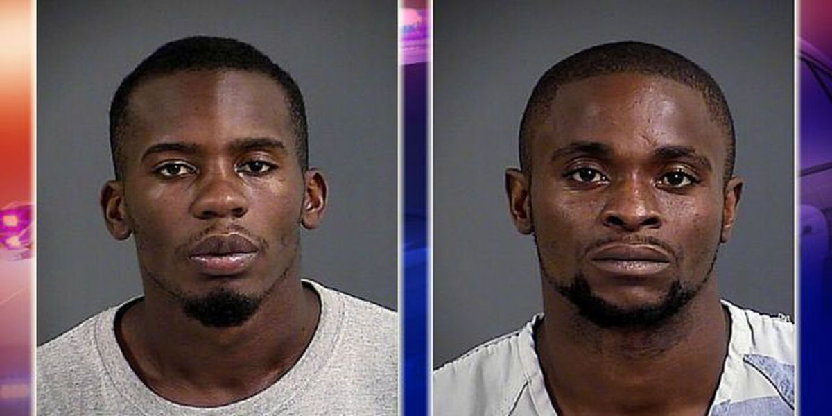 Police: 2nd suspect in Wentworth St. armed robbery arrested