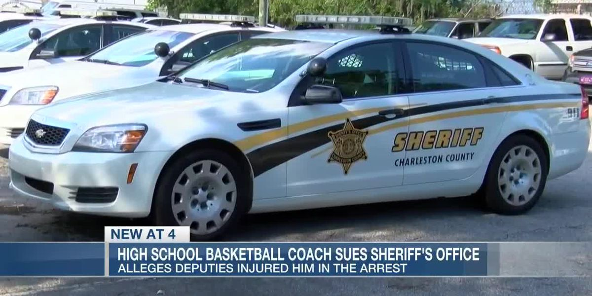 VIDEO: Man claims Charleston County Sheriff's Office negligent in injury, arrest
