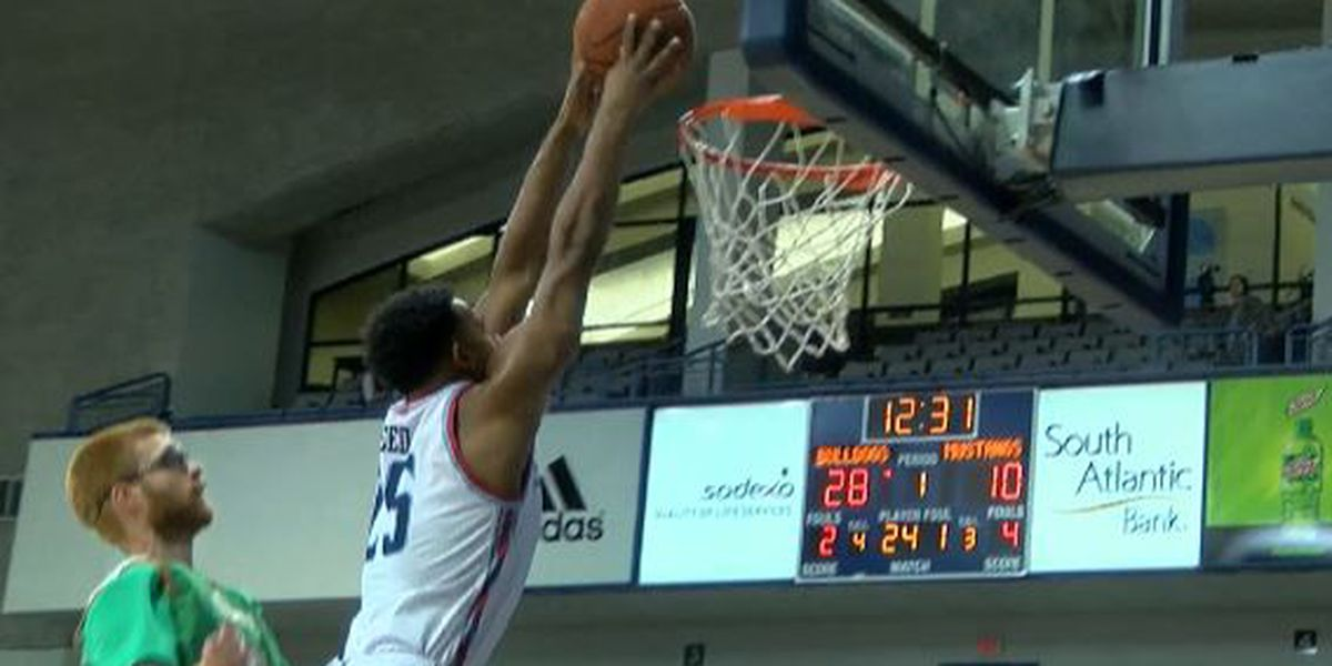Stallworth, Rice both score 22 as The Citadel upsets USF