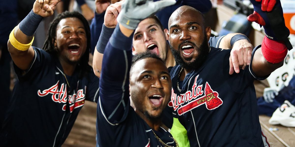 Riley HR in 9th leads Braves past Dodgers 5-1 in NLCS opener