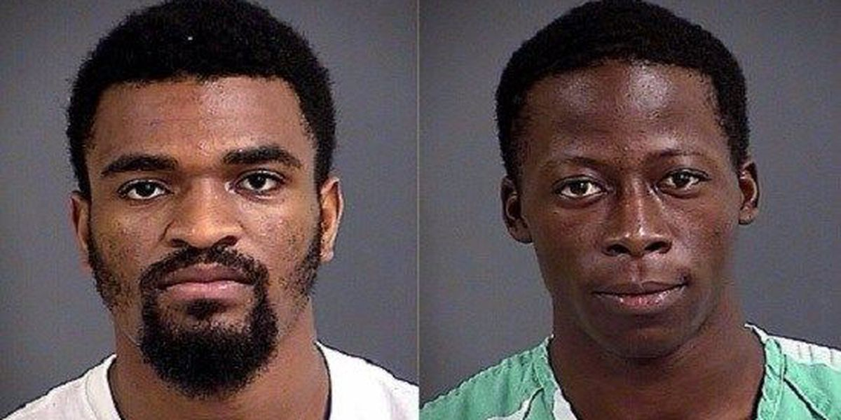 Police name suspects arrested in Mt. Pleasant burglary, chase