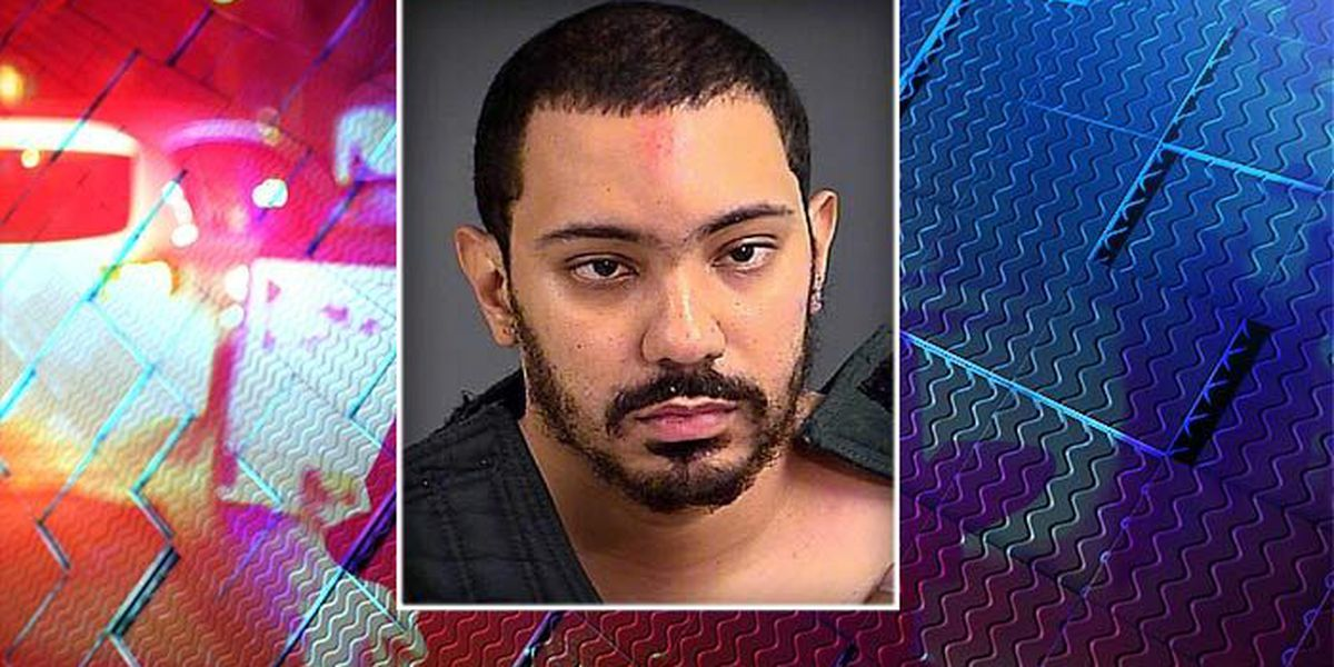 Goose Creek man charged in undercover sting