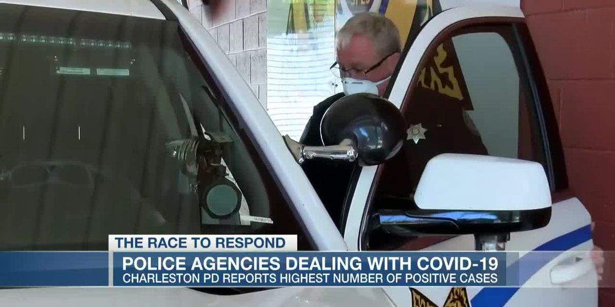 VIDEO: Lowcountry police agencies working to ward off COVID-19 while protecting public