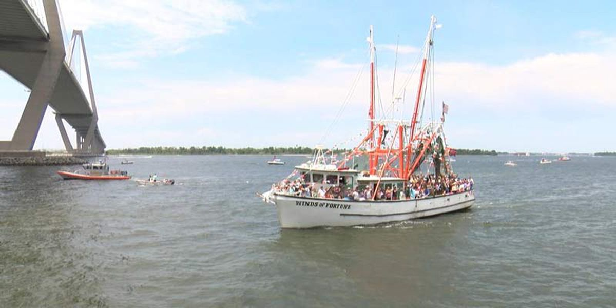 Shrimpers fear this year's Blessing of the Fleet could be their last