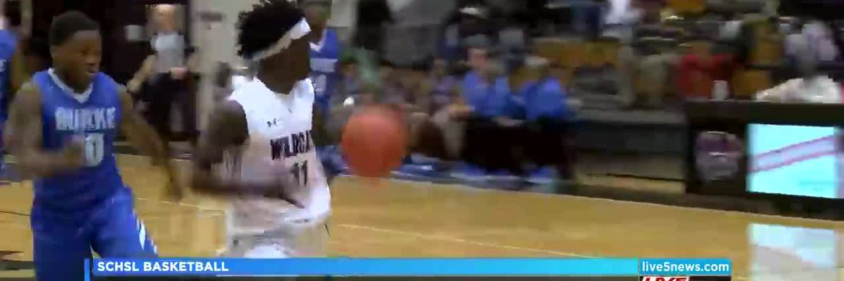 VIDEO: West Ashley basketball gets win over Burke