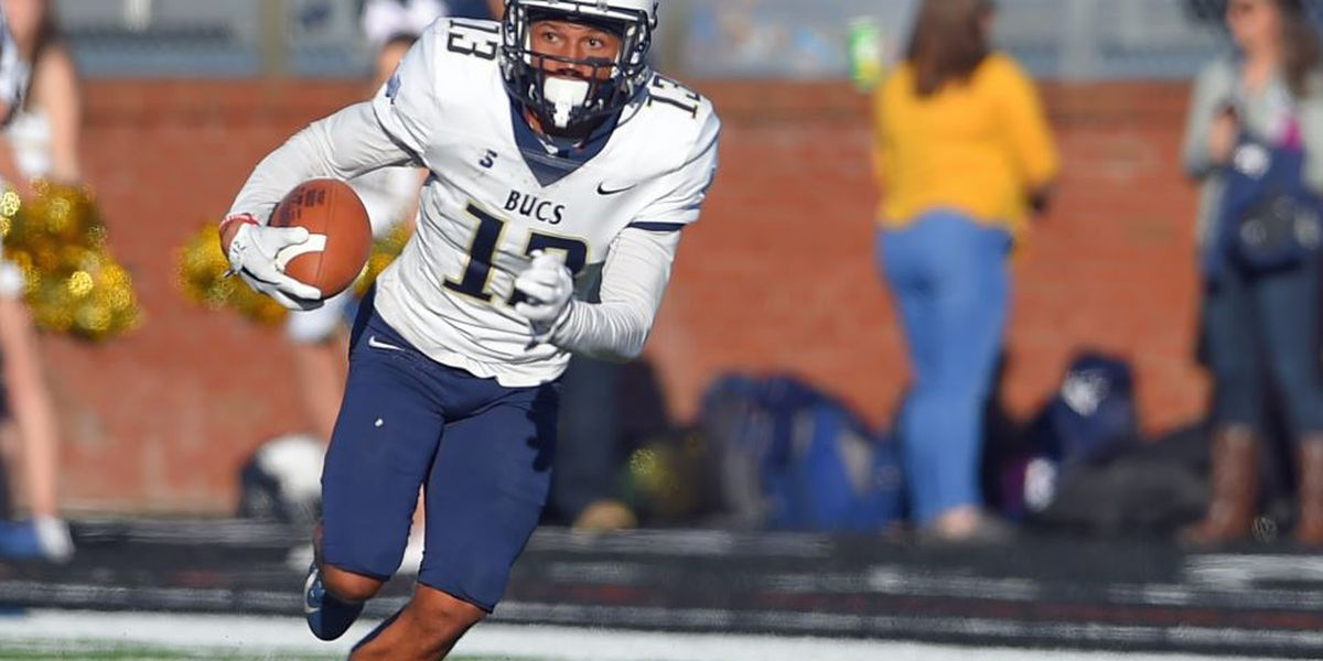 CSU's Allen and McIntire take weekly Big South Football honors