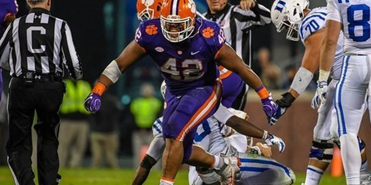 Clemson's Wilkins earns unanimous All-American status